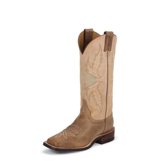 Image for UVALDE MOCHA boot; Style# BRL338