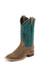 Image for CAMEL CRACKED COWHIDE boot; Style# BRL351