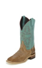 Image for KENEDY TURQUOISE boot; Style# BRL355