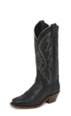 Image for QUINLAN BLACK boot; Style# BRL440