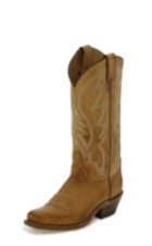 Image for QUINLAN BR TAN boot; Style# BRL441