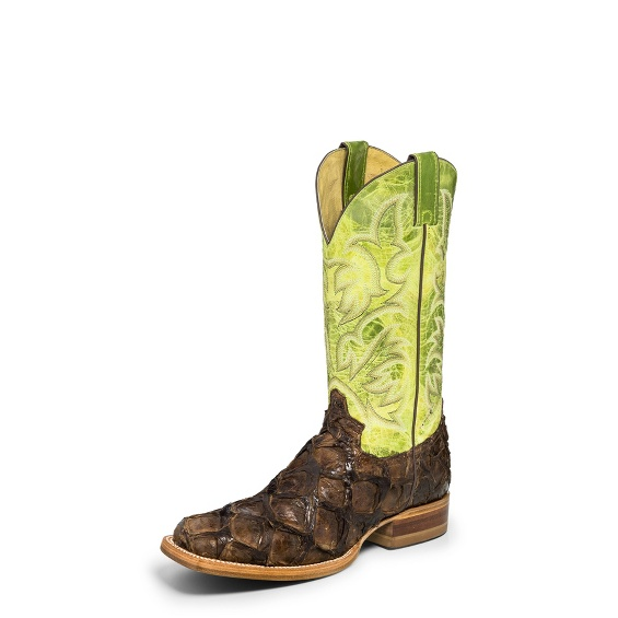 Justin Boots Cx1000 Nightlife Lime