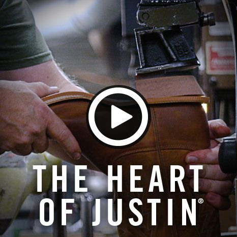 The Heart of Justin®