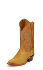 Image for ANT SADDLE SMOOTH OSTRICH boot; Style# J3243