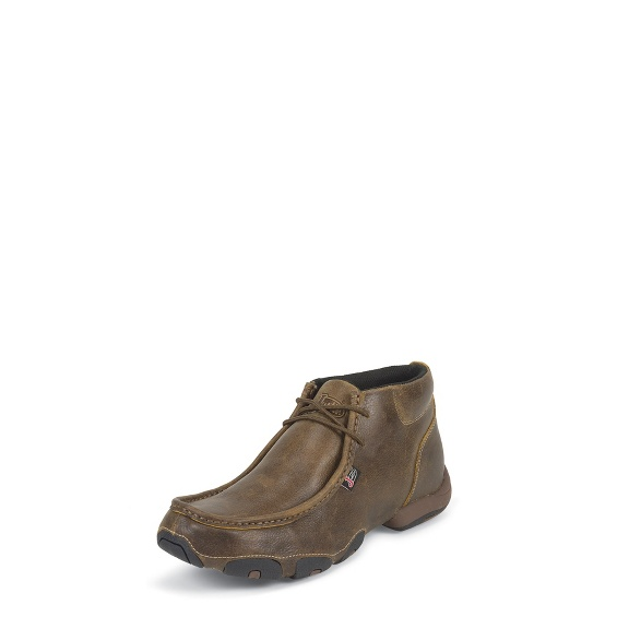 Image for TAN DISTRESSED shoe; Style# L0941