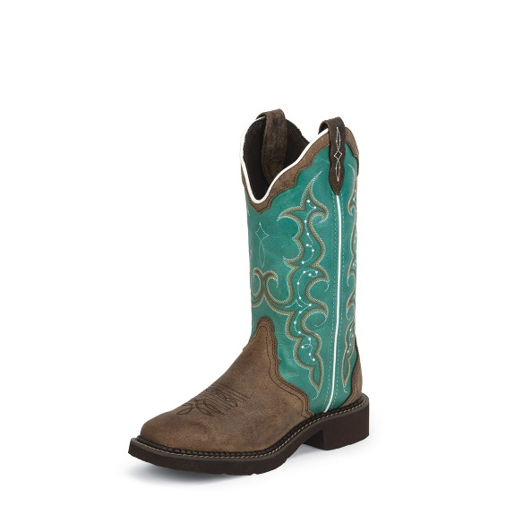 Image for RAYA TURQUOISE boot; Style# L2904
