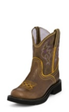 Image for GEMMA BUFFALO BROWN boot; Style# L2928