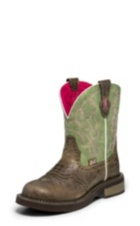 Image for GEMMA MOSS boot; Style# L2929