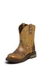 Image for GEMMA BUFFALO TAN boot; Style# L2931