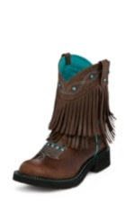 Image for GEMMA COGNAC boot; Style# L2932