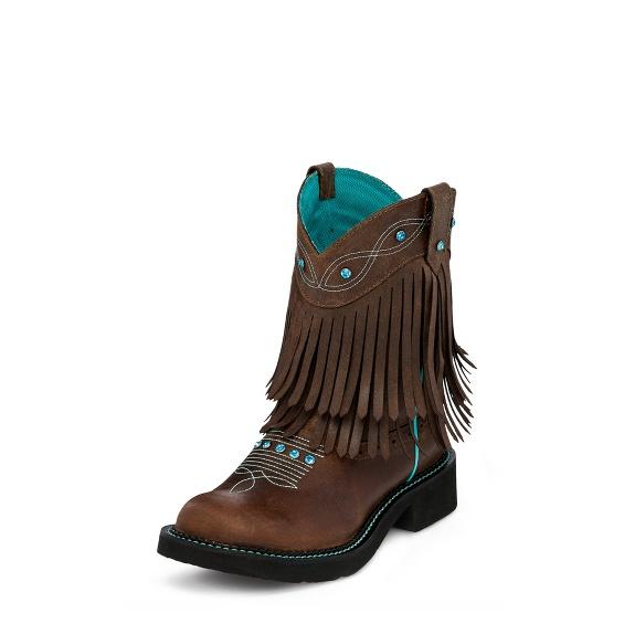 Image for GEMMA COGNAC boot; Style# L2932