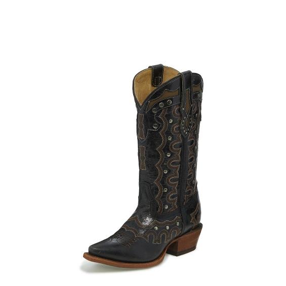 Image for VASHTI BLACK boot; Style# L4355