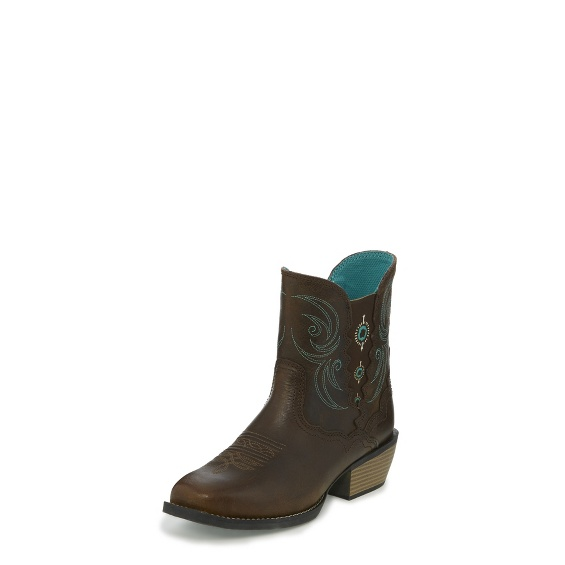 Image for CHELLIE CHOCOLATE PUMA boot; Style# L9514