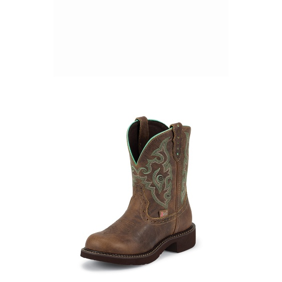 Image for GEMMA BROWN boot; Style# L9606