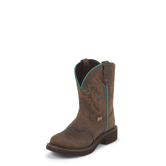 Image for GEMMA BROWN PIPER boot; Style# L9607