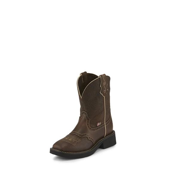 Justin Boots L9618 Mandra Brown
