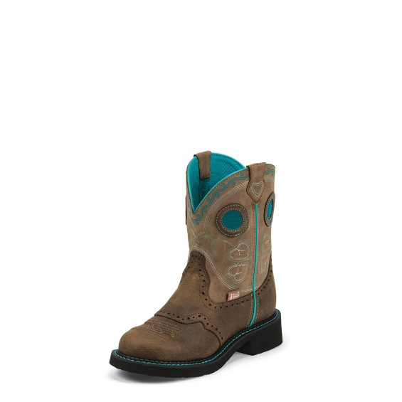 Image for GEMMA TAN boot; Style# L9619