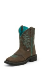 Image for MANDRA CHOCOLATE boot; Style# L9624