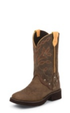 Image for BROWN BARNWOOD boot; Style# L9643