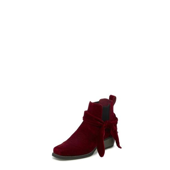 Image for CHELLIE VELVET boot; Style# L9758