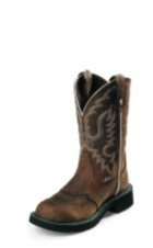 Image for INJI AGED BARK boot; Style# L9909