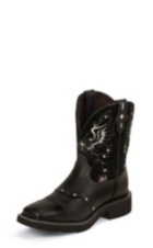 Image for MANDRA BLACK boot; Style# L9977