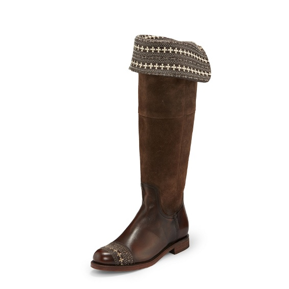 Image for GRACE RUSSETT boot; Style# RML270
