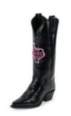 Image for BLACK CALFSKIN boot; Style# SBL401