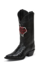 Image for DONT MESS WITH TX WOMEN BLACK FULL QUILL boot; Style# SBL801