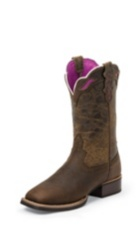 Image for DARK BROWN WAXY boot; Style# SVL7210