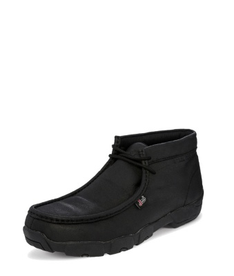 image for cappie black steel toe shoe style 231