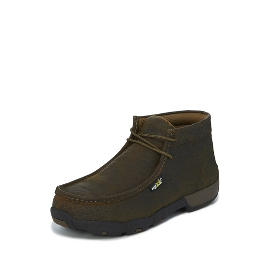 Image for CAPPIE BROWN COMP TOE MET GUARD shoe; Style# 245