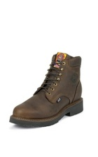 Justin Original Workboots Wk682 Pulley Steel Toe