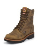 Image for BLUEPRINT TAN GAUCHO STEEL TOE 8 boot; Style# 441