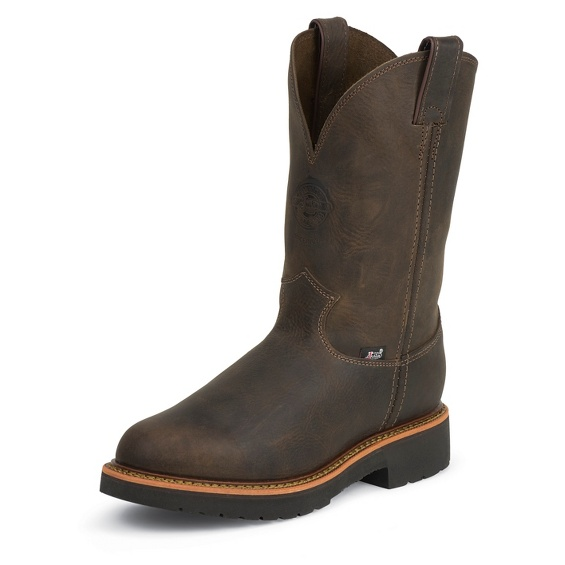 Image for RUGGED CHOCOLATE GAUCHO boot; Style# 4442