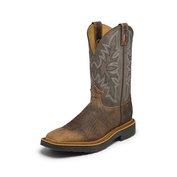 Image for SCOTTSBLUFF GREY boot; Style# 4526