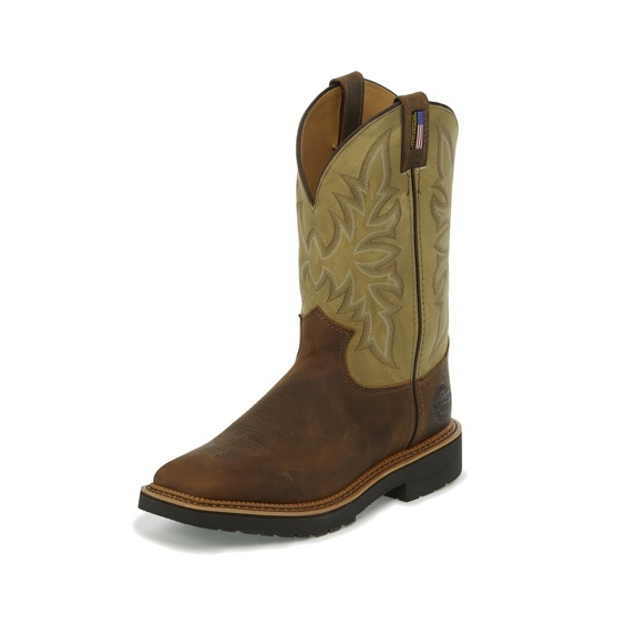 Image for SCOTTSBLUFF TAN boot; Style# 4530