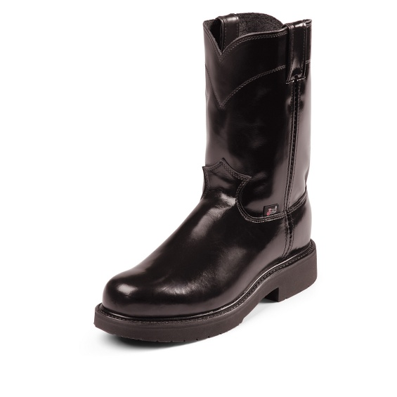 Justin Original Workboots 4860 Cargo Black Melo