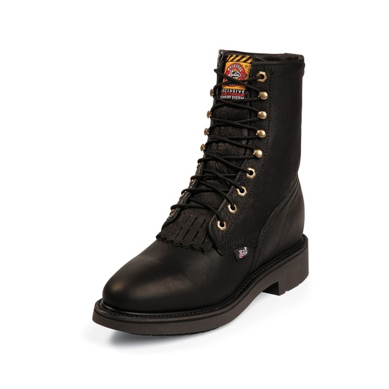 Image for CONDUCTOR BLACK 8 boot; Style# 763