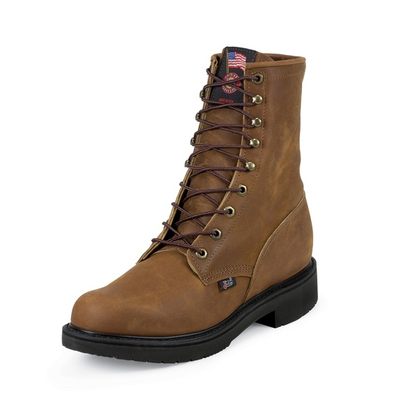 Justin Original Workboots 794 Cargo Brown