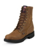 Image for CARGO BROWN STEEL TOE boot; Style# 795
