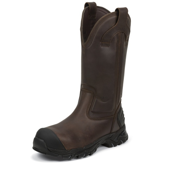 Image for JOIST BROWN WATERPROOF COMP TOE boot; Style# WK1001