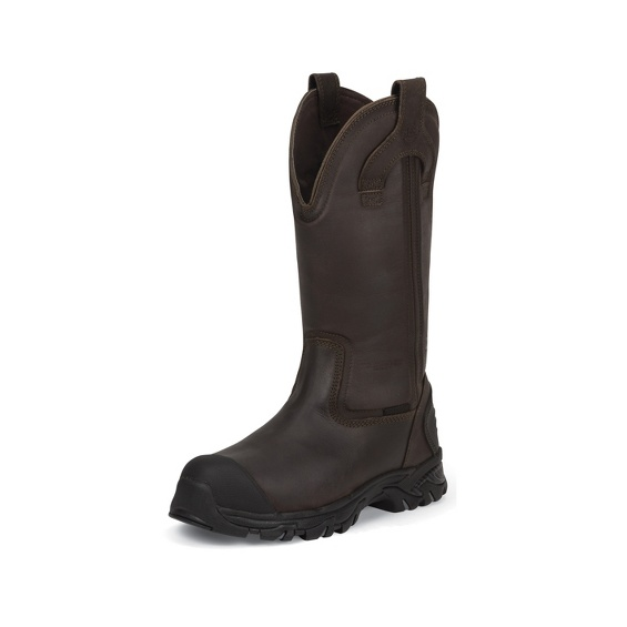 Image for BROWN FINE GRAIN WATERPROOF INSULATED boot; Style# WK1004