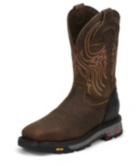 Image for DRISCOLL MAHOGANY STEEL TOE boot; Style# WK2111