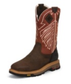 Image for ROUGHNECK CHESTNUT WATERPROOF STEEL TOE boot; Style# WK2115