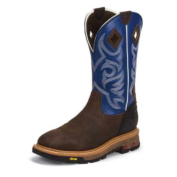 Image for ROUGHNECK BLUE boot; Style# WK2118