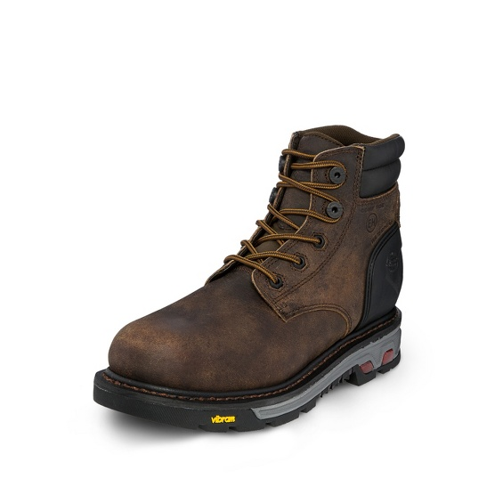Image for LABORER BROWN INS WATERPROOF COMP TOE 6 boot; Style# WK213