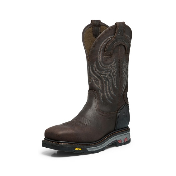 Justin Original Workboots Wk2150 Warhawk Waterproof Comp Toe