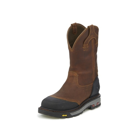 Image for WARHAWK CHESTNUT WATERPROOF COMP TOE boot; Style# WK2152