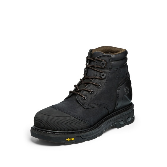 Image for WARHAWK BLACK WATERPROOF COMP TOE boot; Style# WK250
